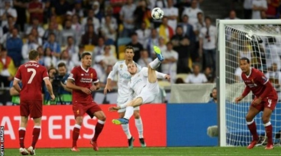 UCL: Gareth Bale To Have Speaks About Real Madrid Future After Victory In Kiev