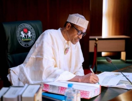 President Buhari Signs Fourth Alteration Bill(Details Here)