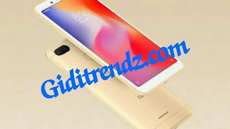 Xiaomi Redmi 6 With Face Unlock, Dual Cameras Launched