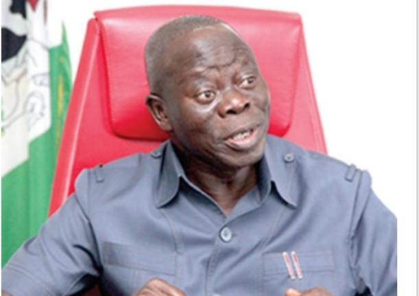 APC Confirms Adams Oshiomhole National Chairman(See Details)