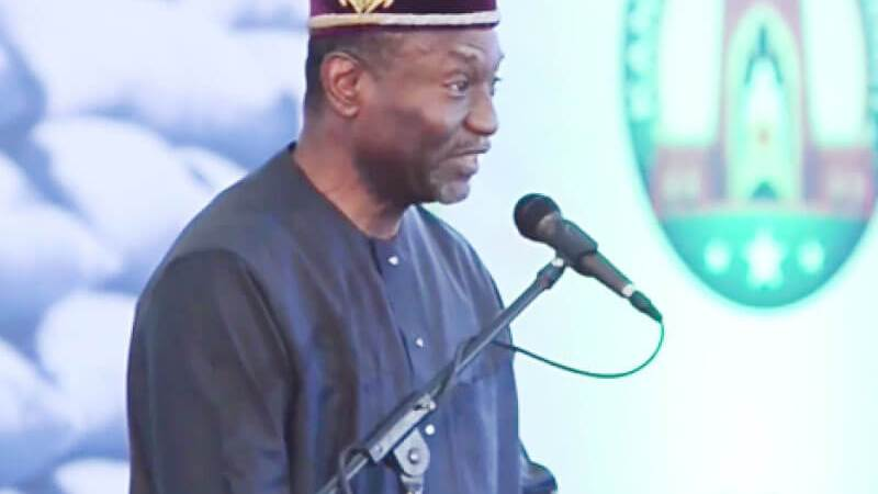 No Security Vote for Presidency, Says Udoma