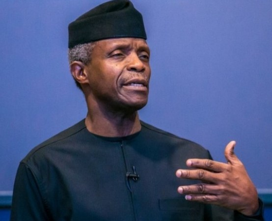 Osinbajo Orders 72-Hour Joint Operation To Clear Apapa Traffic Gridlock(Details Here)