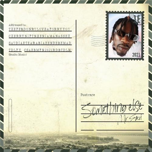 ALBUM: Mr Eazi – Something Else EP ZIP