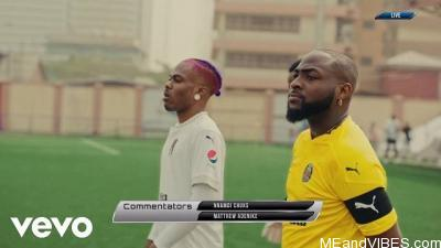video-davido-–-la-la-ft-ckay