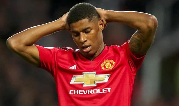 Man United Striker Rashford Suffers Racial Abuse Online After Europa League Loss