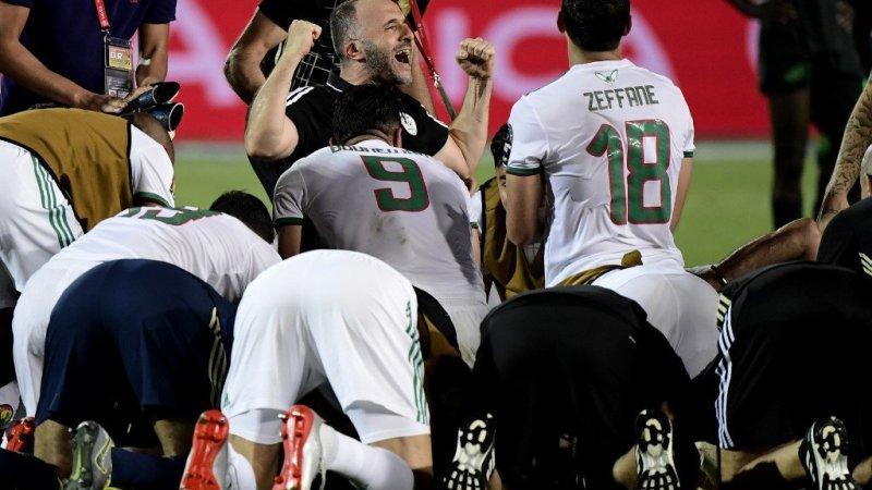 BREAKING: Algeria become first African team to record 27-match unbeaten run