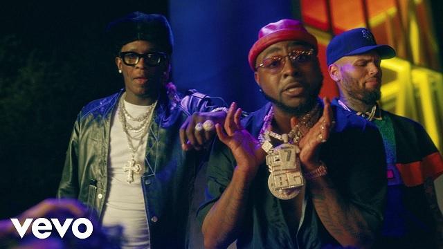 Video: Davido ft Chris Brown, Young Thug – Shopping Spree
