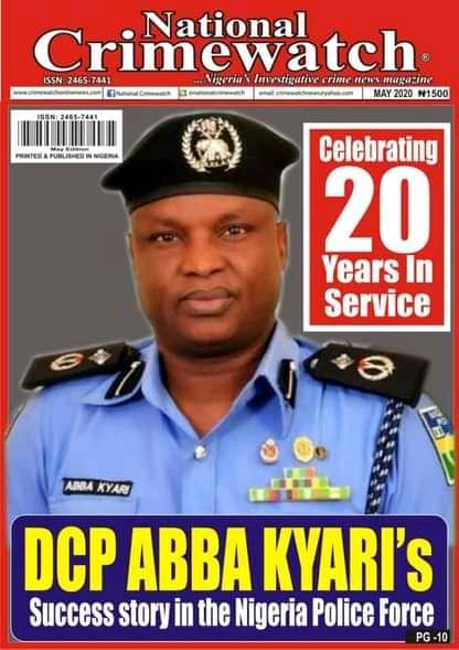 DCP Abba Kyari's List Of Achievements