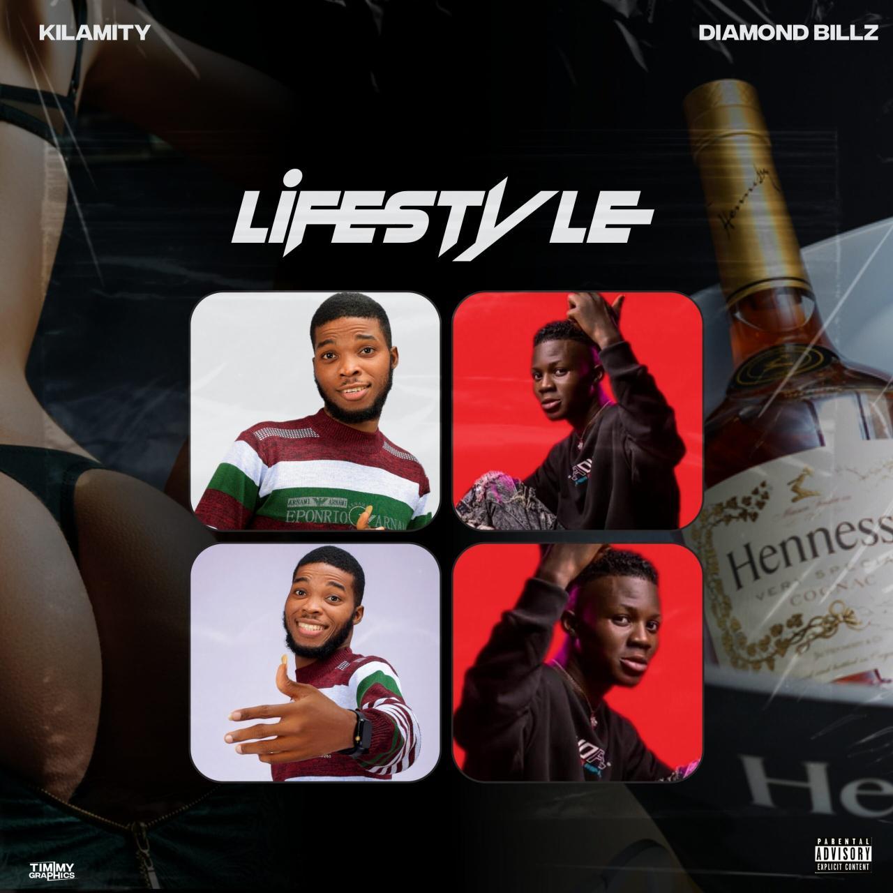 [Music] Diamond Billz ft. Kilamity – Lifestyle