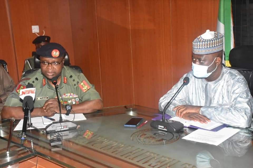 NYSC Signs MoU To Include Corps Members On NHIS Programme