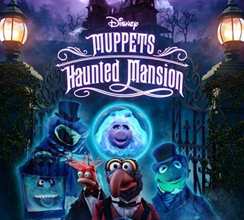 Muppets Haunted Mansion (2021) – Hollywood Movie