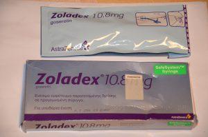 pierderea în greutate după zoladex)
