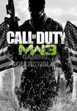 Call Of Duty Modern Warfare 3 PC Game Download Features