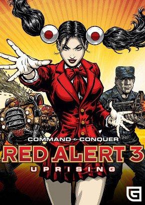 Download Red Alert 3 Uprising : download, alert, uprising, Command, Conquer, Alert, Uprising, Download, Version, Windows, Torrent, GidofGames.com