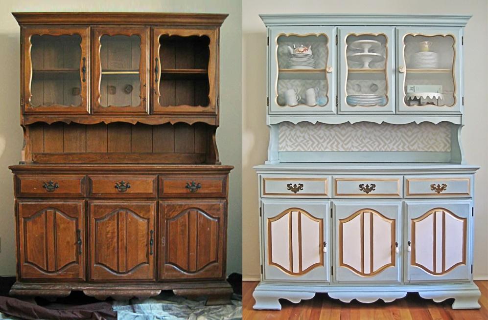 реставрация старинной мебели фото до и после