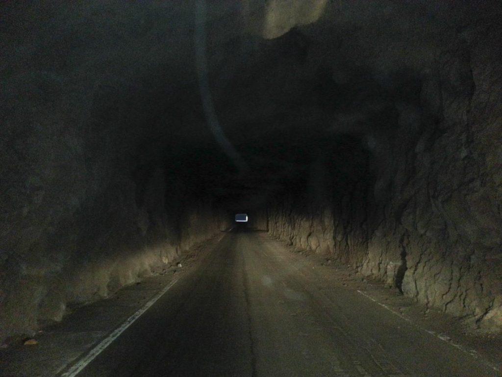 Теннель Пунта де Тено