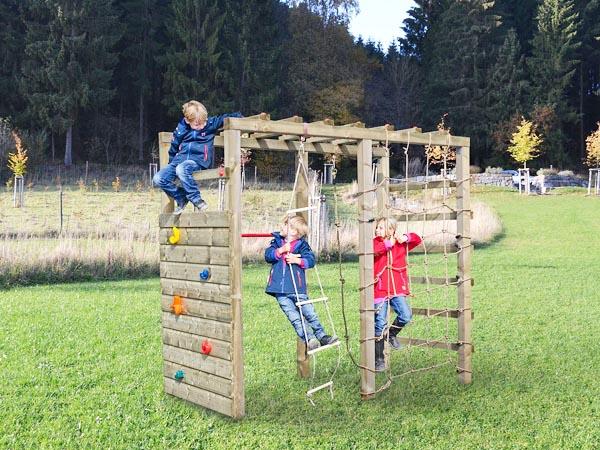 GIECO HOLZ Handgefertigte Spielgeräte Gartenholz Und