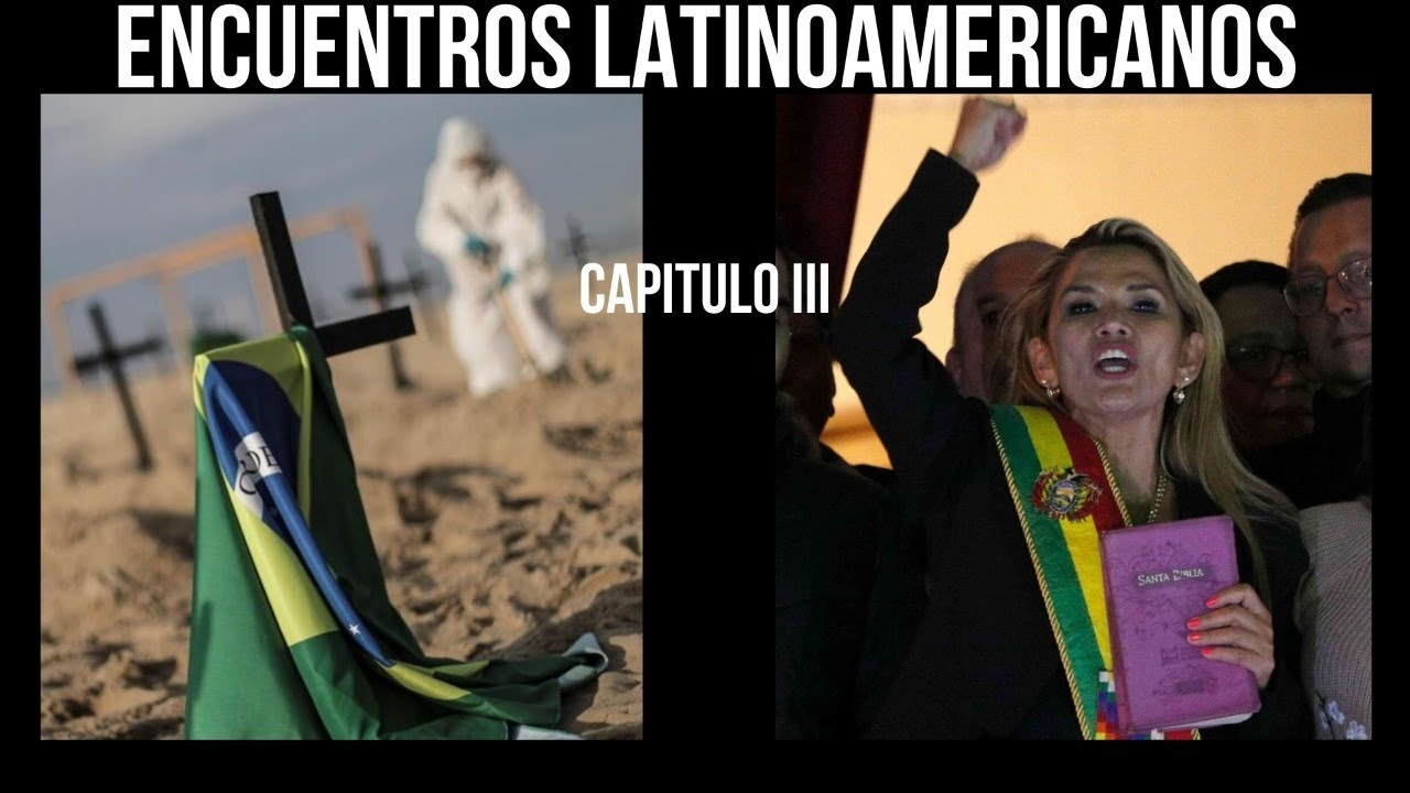 DON'T FORGET TO WATCH TODAY'S MEETING | Latin American Meetings, Chapter III: BOLIVIA – BRAZIL