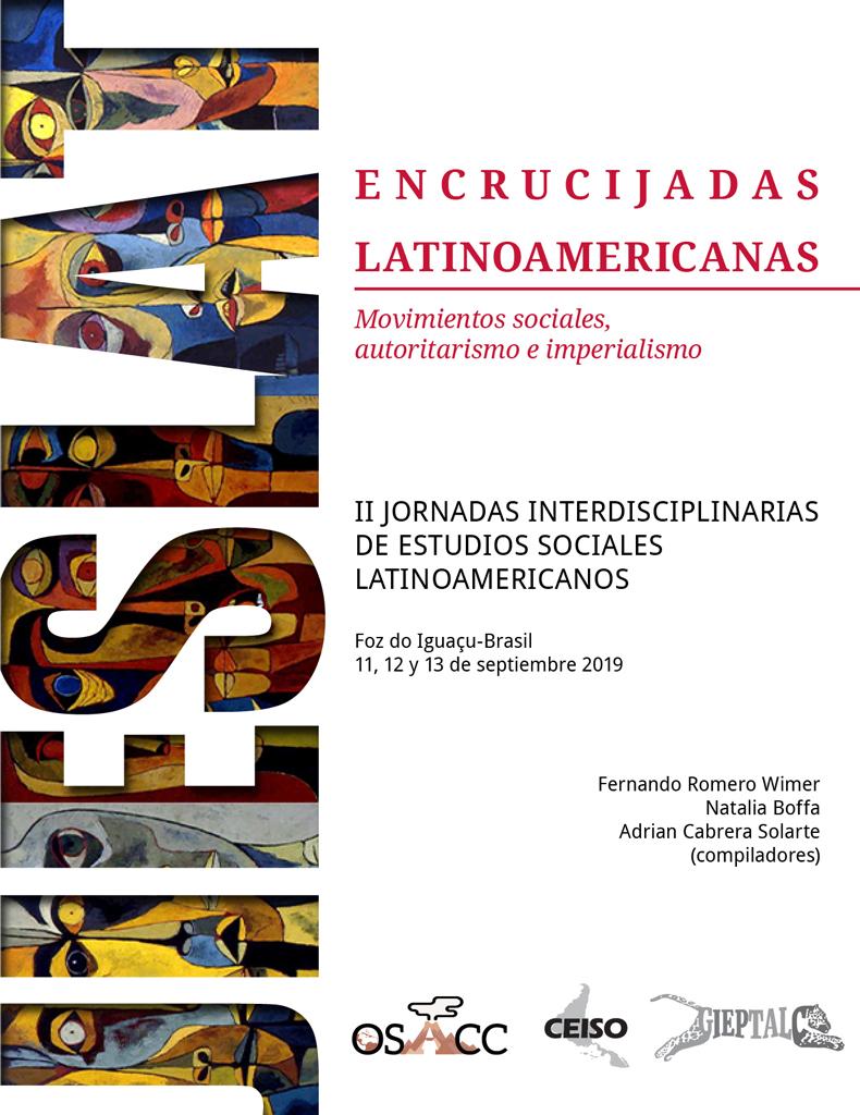 ENCRUZILHADAS LATINO-AMERICANAS