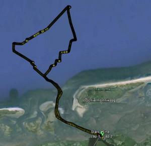 route zeevissen