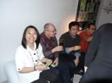 Xmas at Barbara and Helmut