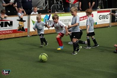 Mini Kicker Turnier, Foto: Michael Franke
