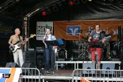 Foto: Cagla Canidar, Altstadtfest 2017, Samstag, The Project, Bühne am Brunnen