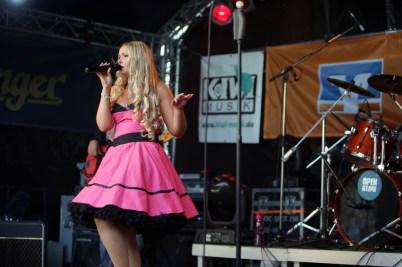 Foto: Cagla Canidar, Altstadtfest 2017, Samstag Abend, Pretty in Pink, Bühne am Brunnen