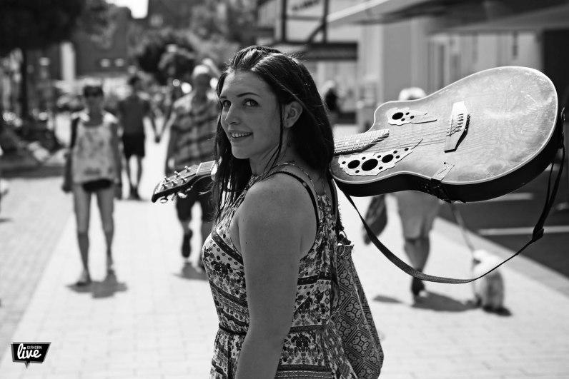 Foto: Michael Franke, Gifhorn, Straßenmusikfestival 2018, Lara, Croft N Croy