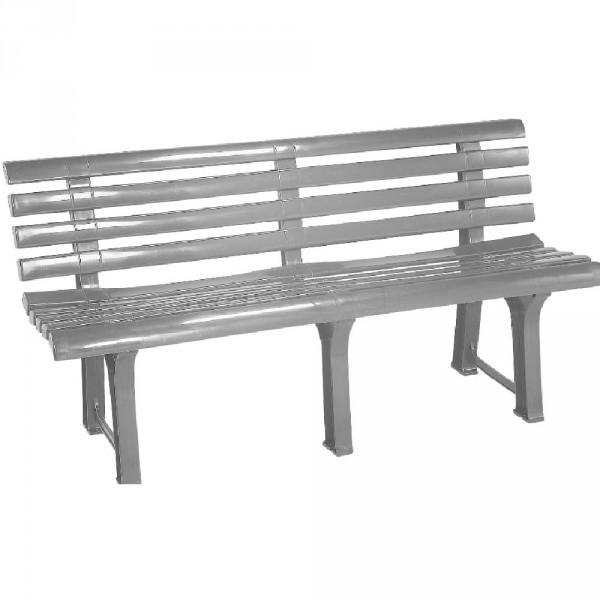 Banc De Jardin Gris Anthracite  Table  Chaise  Salon De