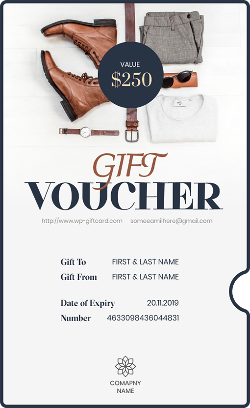 Toptease Gift Card