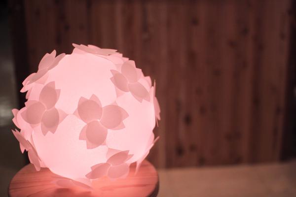 コハルライト-さくら色 led 電球