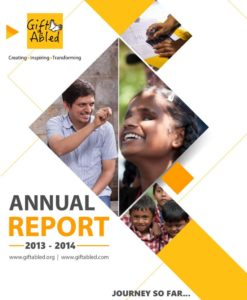 GiftAbled-Annual-Report-2013-2014