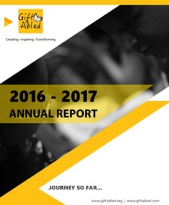 GiftAbled-Annual-Report-2016-2017