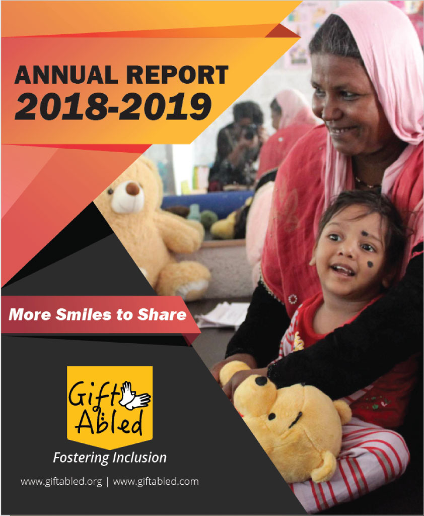 GiftAbled-Annual-Report 2017-2018