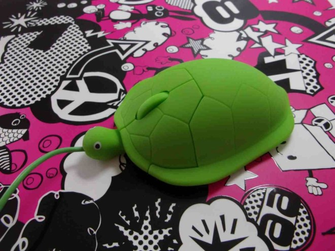 Tutle Computer Mouse + 49 More Gift Ideas Under 5 Dollars