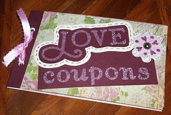template for coupons as gifts