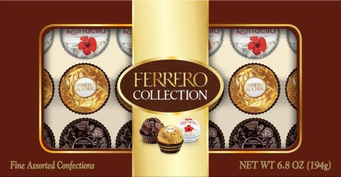 Fererro Collection