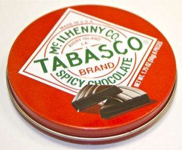 Tabasco Chocolate