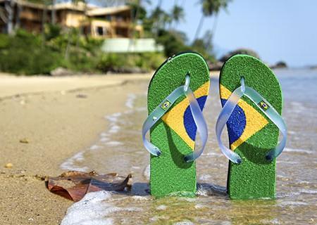 Brazil Slippers