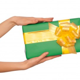 Green and Yellow GIft
