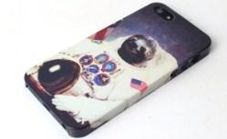 Sloth Astronaut iPhone Case