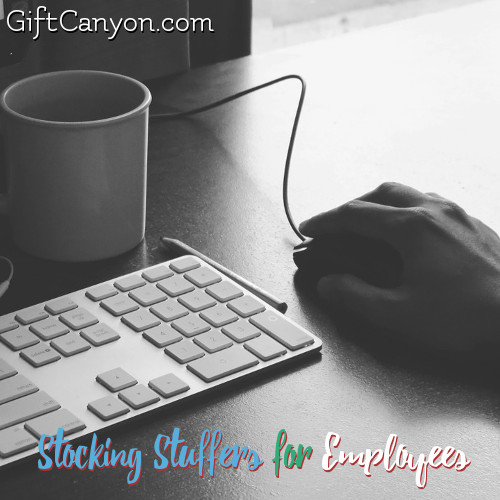 40 Great Stocking Stuffers For Employees Gift Canyon