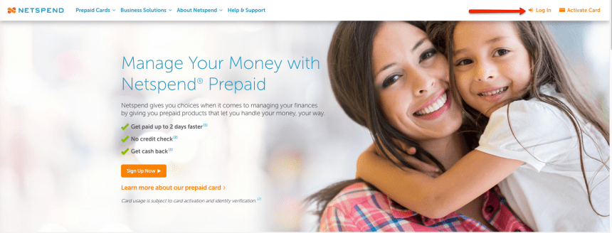 """Netspend prepaid card login 1"""
