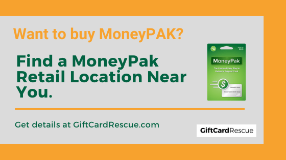 """Find a Green Dot MoneyPak Retail Location Near You"""