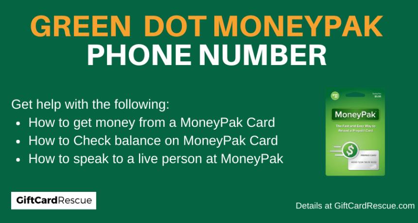 """Green Dot MoneyPak Customer Service"""