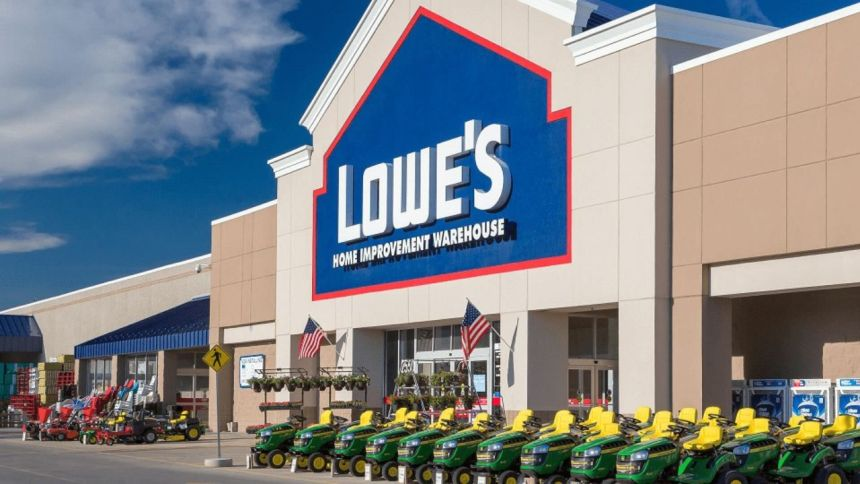 """""""Gift Cards Sold at Lowe's"""""""