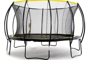 SkyBound Stratos 12 14 15 Foot Trampoline