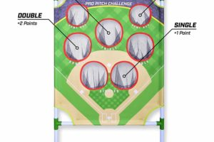 Baseball Pro Pitch Challenge Game
