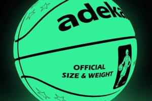 Basketball Ball,Battery-Free Light Up Basketball